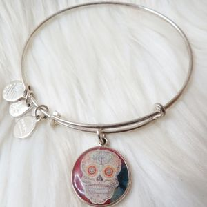 💖 Alex and Ani Calavera Art Infusion Bracelet 💖